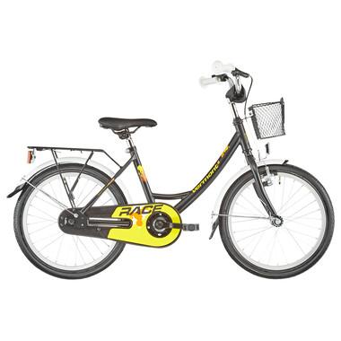 """Vélo Enfant VERMONT RACE 18"""" Noir 2020"""